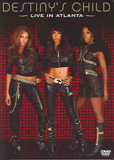 LIVE IN ATLANTA BY DESTINY'S CHILD (DVD)
